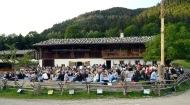 Volles Haus im Freilichtmuseum (Photo: Dieter Schnöpf)