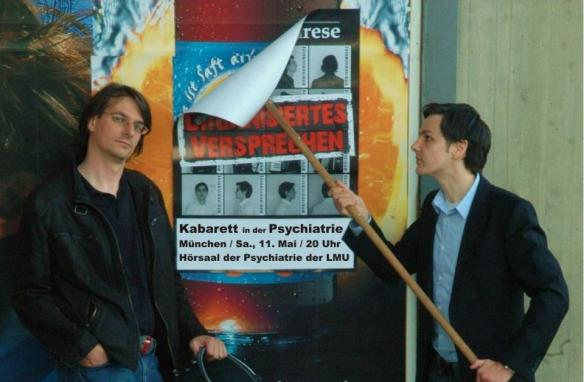 Creme Bavarese in der Psychiatrie!