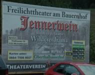 Jennerwein auch in Österreich