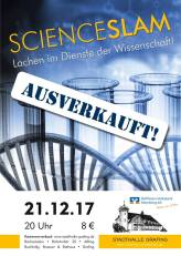 science slam plakat