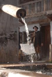 Raphael Senger als Georg Jennerwein