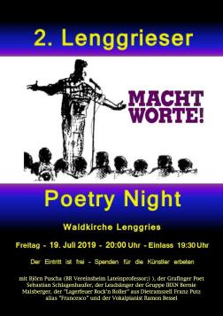 lenggries poetry nacht